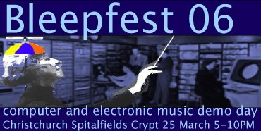 bleepfest 06 !