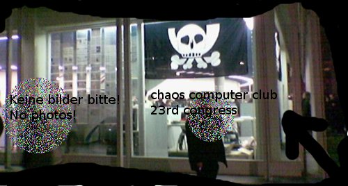 23rd Chaos Congress